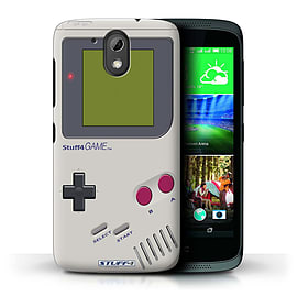 STUFF4 Phone Case/Cover for HTC Desire 526G+/Nintendo Game Boy Design/Games Console Mobile phones