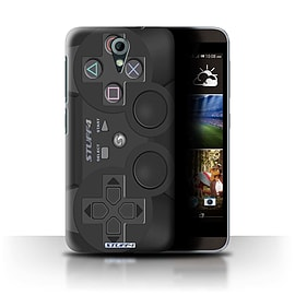 STUFF4 Phone Case/Cover for HTC Desire 620/Playstation PS3 Design/Games Console Mobile phones