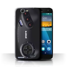 STUFF4 Phone Case/Cover for Huawei Ascend G7/Sega Megadrive Design/Games Console Mobile phones