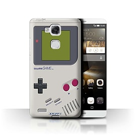 STUFF4 Phone Case/Cover for Huawei Ascend Mate7/Nintendo Game Boy Design/Games Console Mobile phones