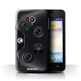 STUFF4 Phone Case/Cover for Huawei Ascend Y330/Xbox One Design/Games Console Mobile phones