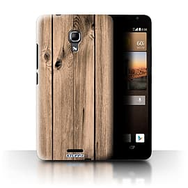STUFF4 Phone Case/Cover for Huawei Ascend Mate2 4G/Plank Design/Wood Grain Effect/Pattern Mobile phones