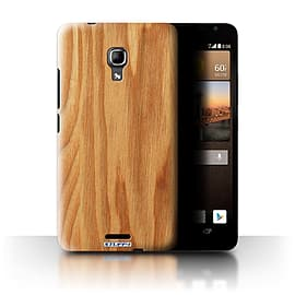 STUFF4 Phone Case/Cover for Huawei Ascend Mate2 4G/Oak Design/Wood Grain Effect/Pattern Mobile phones
