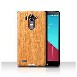 STUFF4 Phone Case/Cover for LG G4/H815/H818/Pine Design/Wood Grain Effect/Pattern Mobile phones