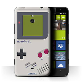STUFF4 Phone Case/Cover for Nokia Lumia 1320/Nintendo Game Boy Design/Games Console Mobile phones