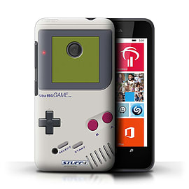 STUFF4 Phone Case/Cover for Nokia Lumia 530/Nintendo Game Boy Design/Games Console Mobile phones
