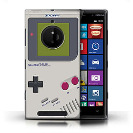 STUFF4 Phone Case/Cover for Nokia Lumia 830/Nintendo Game Boy Design/Games Console Mobile phones