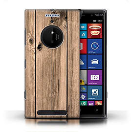 STUFF4 Phone Case/Cover for Nokia Lumia 830/Plank Design/Wood Grain Effect/Pattern Mobile phones