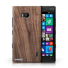 STUFF4 Phone Case/Cover for Nokia Lumia 930/Walnut Design/Wood Grain Effect/Pattern Mobile phones