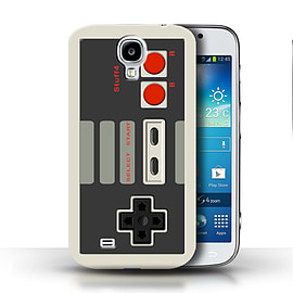 STUFF4 Phone Case/Cover for Samsung Galaxy S4/SIV/Nintendo Classic Design/Games Console Mobile phones