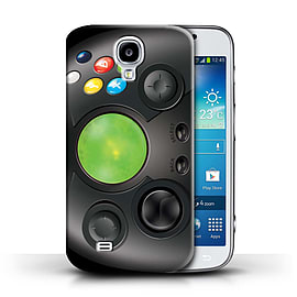 STUFF4 Phone Case/Cover for Samsung Galaxy S4/SIV/Xbox Design/Games Console Mobile phones