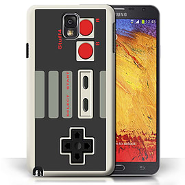 STUFF4 Phone Case/Cover for Samsung Galaxy Note 3/Nintendo Classic Design/Games Console Mobile phones