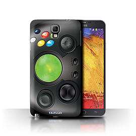 STUFF4 Phone Case/Cover for Samsung Galaxy Note 3 Neo/Xbox Design/Games Console Mobile phones