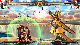 Guilty Gear Xrd -REVELATOR- screen shot 2