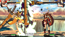 Guilty Gear Xrd -REVELATOR- screen shot 3