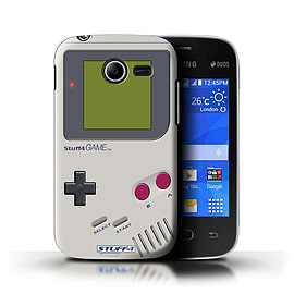 STUFF4 Phone Case/Cover for Samsung Galaxy Pocket 2/Nintendo Game Boy Design/Games Console Mobile phones