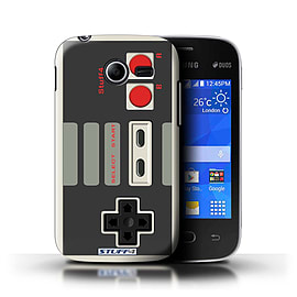 STUFF4 Phone Case/Cover for Samsung Galaxy Pocket 2/Nintendo Classic Design/Games Console Mobile phones