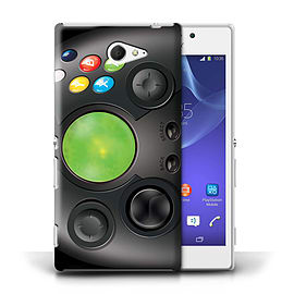 STUFF4 Phone Case/Cover for Sony Xperia M2/Xbox Design/Games Console Mobile phones