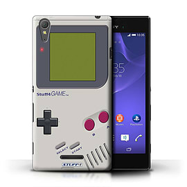 STUFF4 Phone Case/Cover for Sony Xperia T3/Nintendo Game Boy Design/Games Console Mobile phones