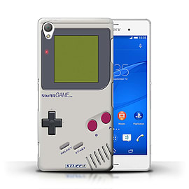 STUFF4 Phone Case/Cover for Sony Xperia Z3/Nintendo Game Boy Design/Games Console Mobile phones