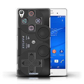 STUFF4 Phone Case/Cover for Sony Xperia Z3/Playstation PS3 Design/Games Console Mobile phones