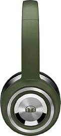 Cable Ntune Matte On-Ear Headphones with ControlTalk Universal & Mic - Matte Green Audio