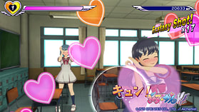 Gal*Gun: Double Peace screen shot 5