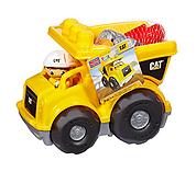 Mega Bloks CAT Lil Dump Truck screen shot 1