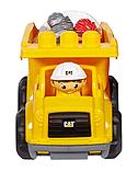 Mega Bloks CAT Lil Dump Truck screen shot 2