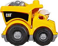 Mega Bloks CAT Lil Dump Truck screen shot 3