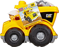 Mega Bloks CAT Lil Dump Truck screen shot 4