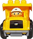 Mega Bloks CAT Lil Dump Truck screen shot 5