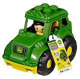 Mega Bloks John Deere Tractor screen shot 2
