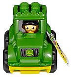 Mega Bloks John Deere Tractor screen shot 3