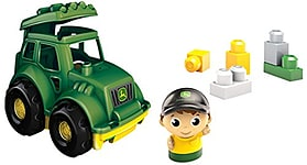 Mega Bloks John Deere Tractor screen shot 5