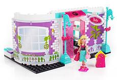 Mega Bloks - Barbie Build 'n Style Fashion Boutique - Toy Playset screen shot 1