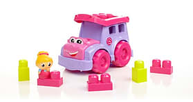 Mega Bloks First Builders Susie School Bus screen shot 1