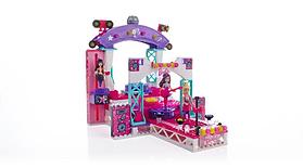 Mega Bloks Barbie Build n Play Super Star Stage screen shot 3