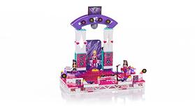 Mega Bloks Barbie Build n Play Super Star Stage screen shot 4