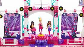 Mega Bloks Barbie Build n Play Super Star Stage screen shot 5