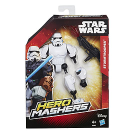 Star Wars Hero Mashers Episode VI Stormtrooper Figurines and Sets