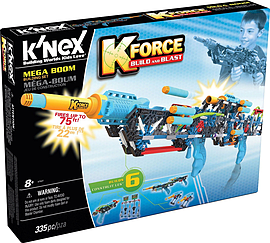 K Force Mega Boom Blocks and Bricks