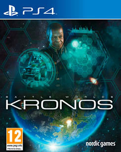 Battle Worlds: Kronos PlayStation 4 Cover Art