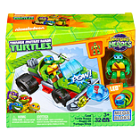 Mega Bloks Teenage Mutant Ninja Turtles Half-Shell Heroes Leo Turtle Buggy screen shot 1