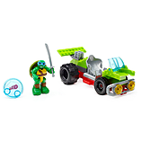 Mega Bloks Teenage Mutant Ninja Turtles Half-Shell Heroes Leo Turtle Buggy screen shot 2
