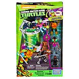Mega Bloks Teenage Mutant Ninja Turtles Baxter Mutation Lab Playset screen shot 1