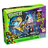 Mega Bloks Teenage Mutant Ninja Turtles Mikey Pizzaria Showdown Playset screen shot 1