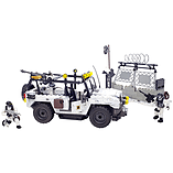 Mega Bloks Call of Duty Arctic Invasion Building Set screen shot 2