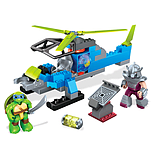 Mega Bloks Teenage Mutant Ninja Turtles Half-Shell Heroes Turtle Chopper screen shot 2