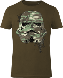 Star Wars: Military Stormtrooper - Size: S Clothing